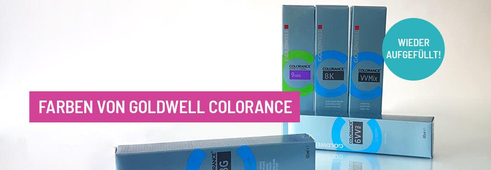 Goldwell Colorance - aufgefüllt