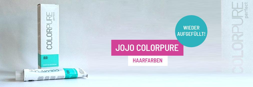 JOJO Colorpure - aufgefüllt