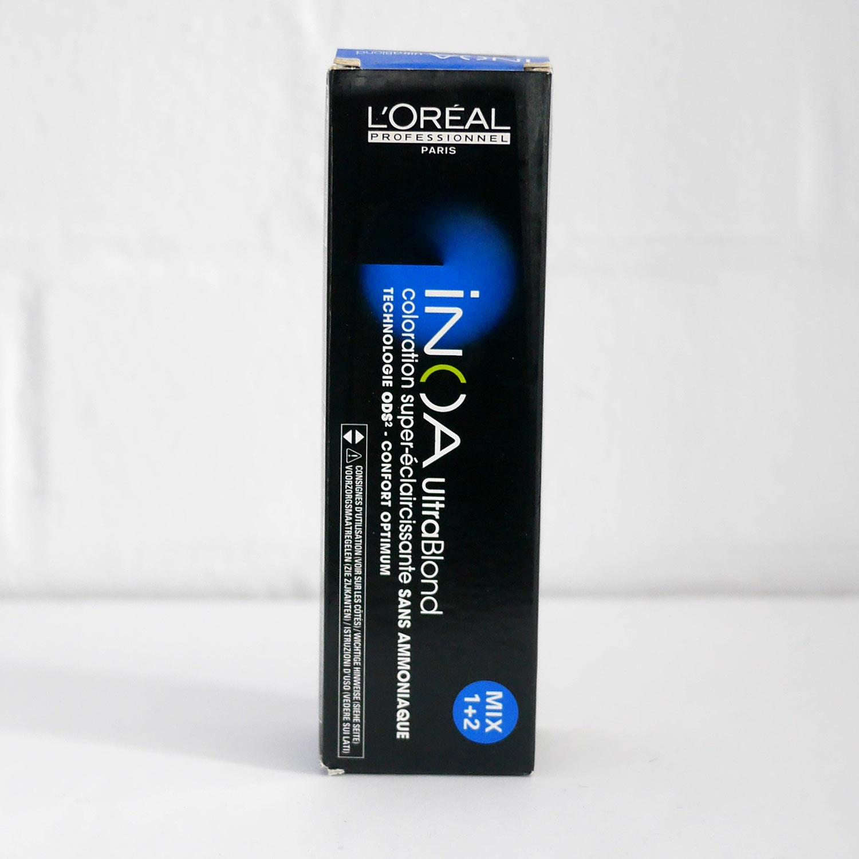 LOREAL INOA UltraBlond 1+2 mix