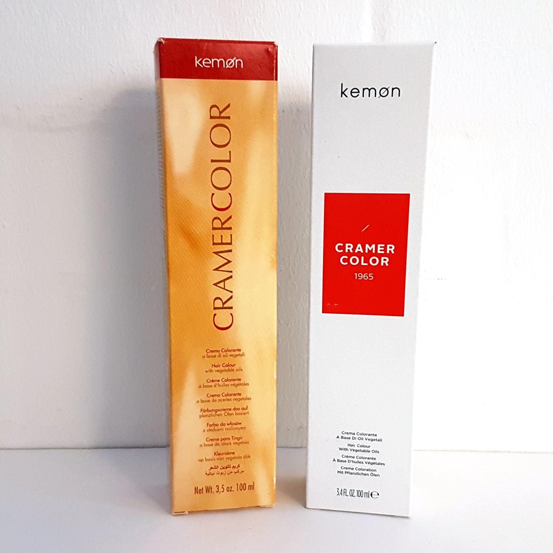 Kemon CramerColor 7.5 - blond scharlachrot