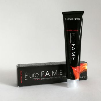 Pure FAME hair color cream - 3.86 Dunkelbraun Violett Rot 60 ml