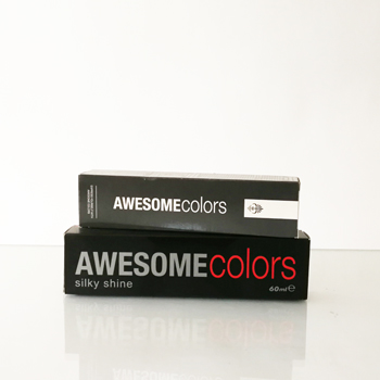 Awesome colors silky shine Tönung