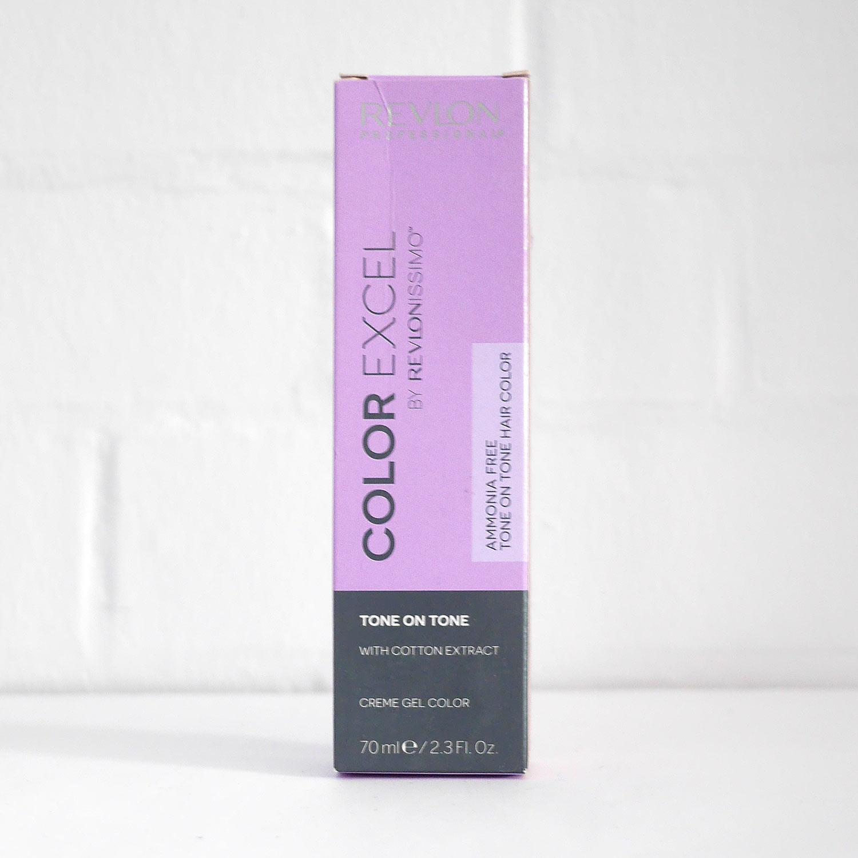 REVLON Color Excel 6.21 - Dunkelblond Irisé Asch