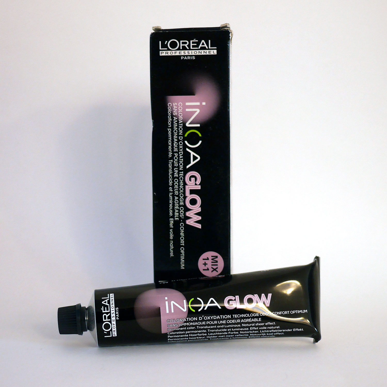 LOreal INOA Glow - .18 dark greige escape (bases 4-5)