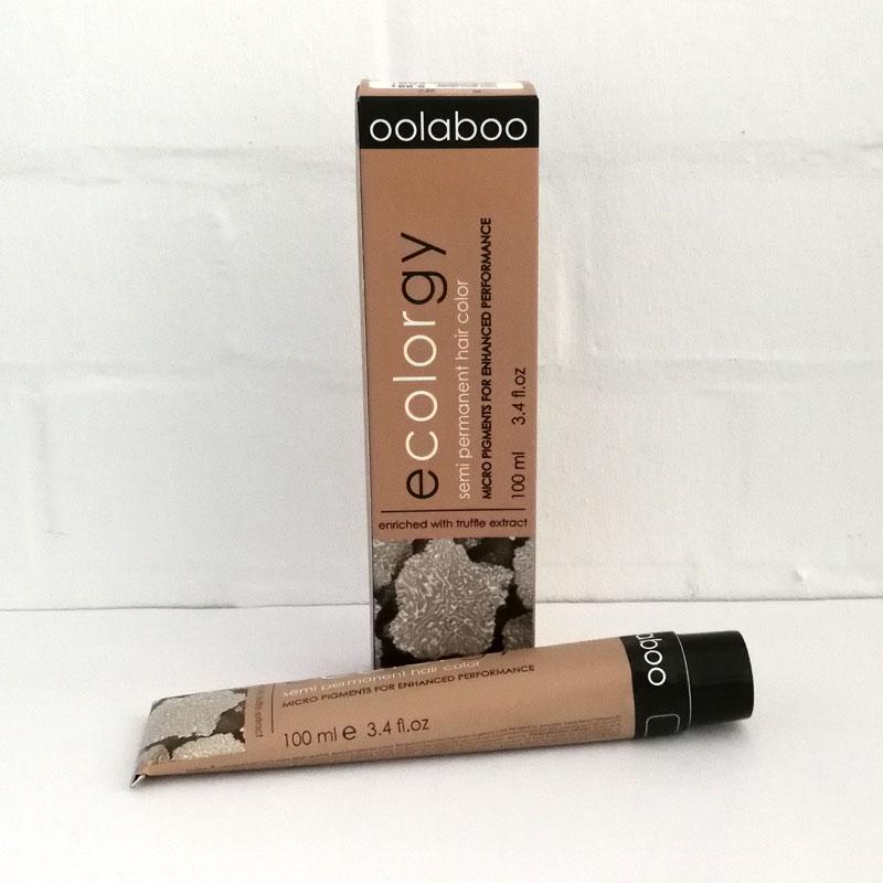 Oolaboo semi-permanent hair color