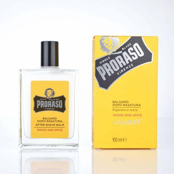 After Shave Balm Proraso Wood & Spice 100 ml