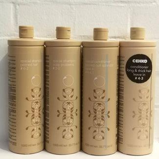 C:EHKO Special Shampoo permed hair# 6-2 1000 ml