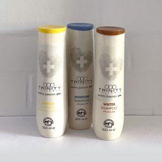 Trinity Haircare Winter Shampoo mit Aloe Vera 300 ml