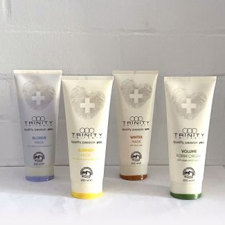 Trinity Haircare Volume Dry Powder Spray mit Reisstärke und Vitamin E 300ml