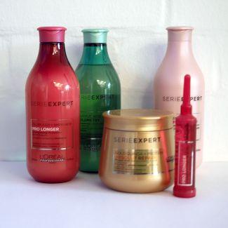 L'OREAL Serie Expert RESVERATROL VITAMINO COLOR shampoo 300 ml